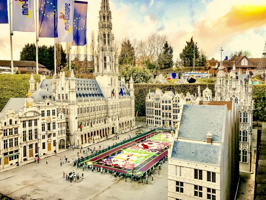 Grand Place Min-Europe