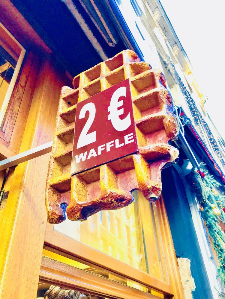 €2 Euro Waffles