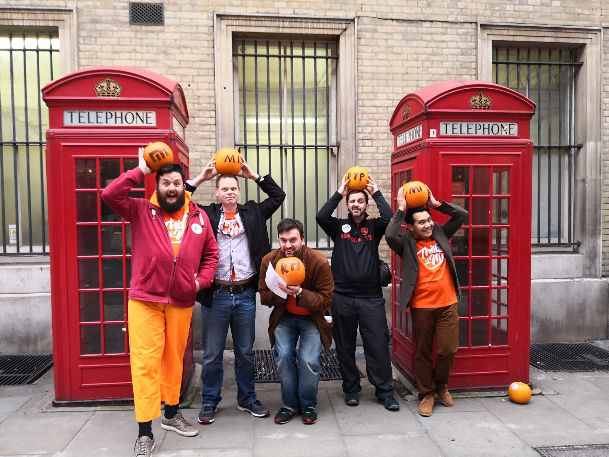 Xiaomi UK Halloween Party!