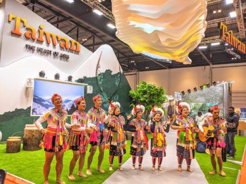 Taiwan tribe